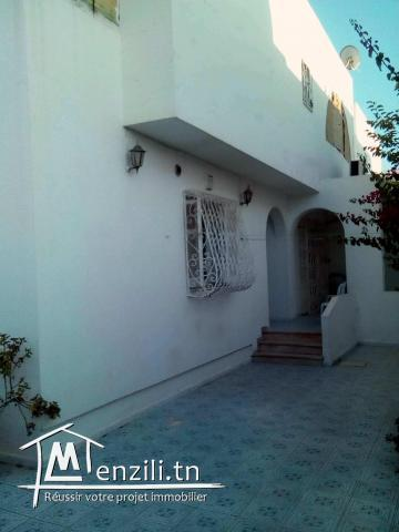 Villa sur 2 niveau Ezzahra