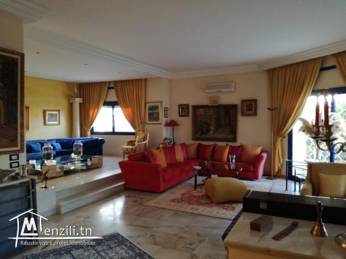 Ennasr luxe villa