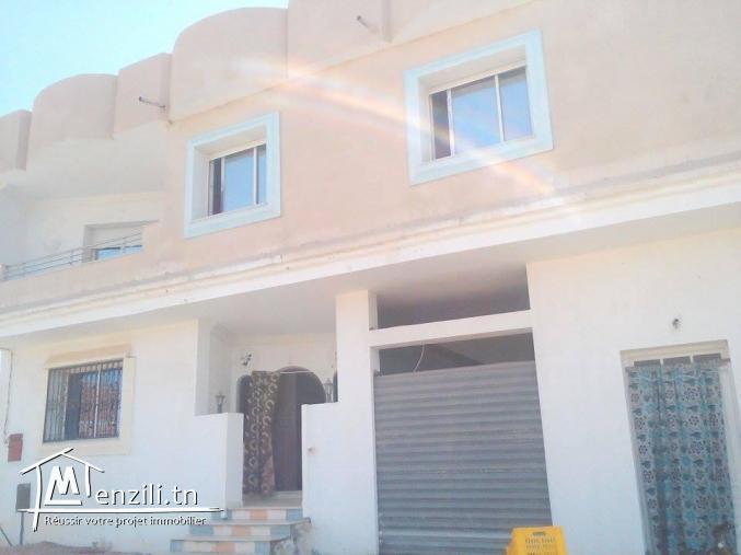 une belle villa pour location sayeffi a hammem ghzez
