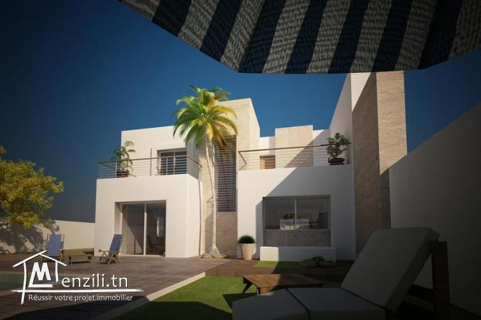 Villa moderne à Djerba avec piscine