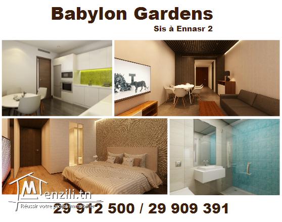 Appartements de haut standing bien situé à Ennasr 3 (offre promotionnel)