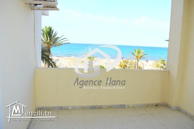 appartement s+4 vue sur mer pour vacance d'été