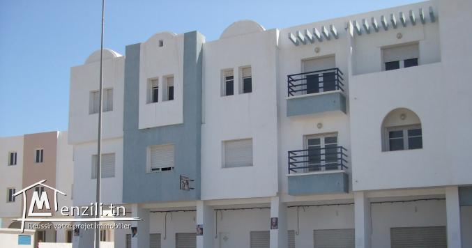 Appartement S+3 en 2 ème étage d'une résidence DJERBA MIDOUN
