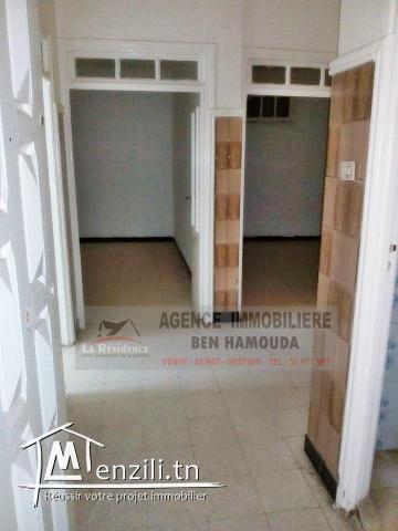 REF: LM48/ Appartement à sidi salem pour des courtes durées