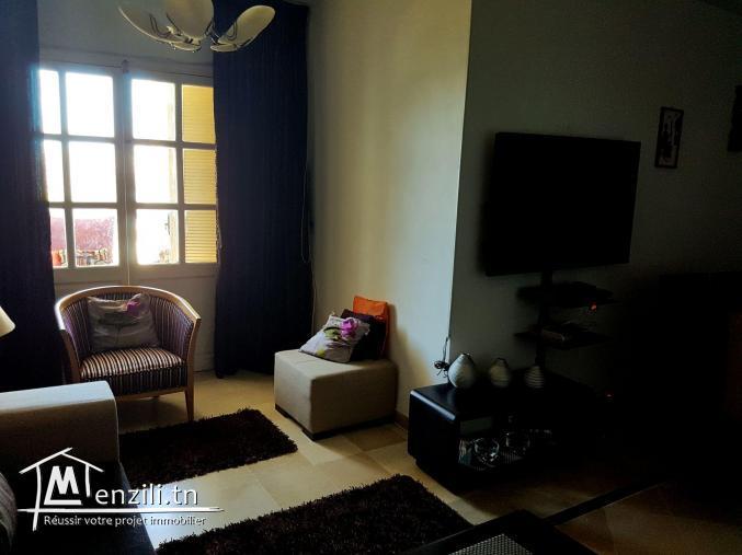 Appartement S+3 à Manouba Centre (près siège gouvernorat)