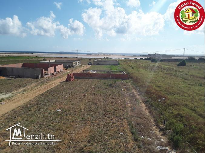 deux lots clôturés à Dar Allouch
