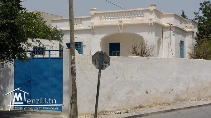 A vendre deux villas, 1 studio et 3 boutiques