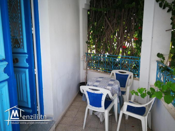 A louer Villa S+3 a Sidi Bousaid