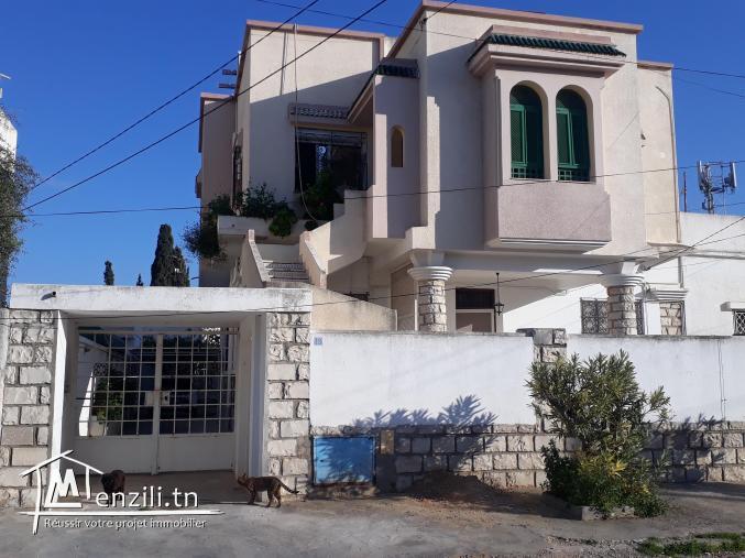 Villa à Ezzahra a vendre