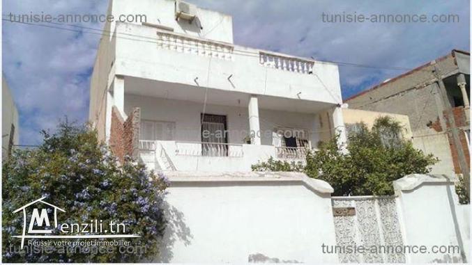 villa situe a bouhsina