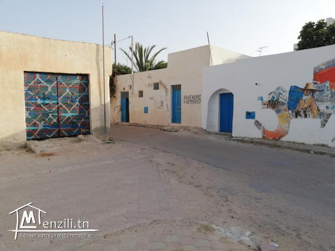 Maison '7ouch 3arbi' à elhara sghira