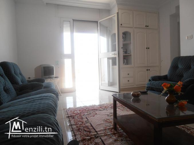 Appartement disponible a kelibia