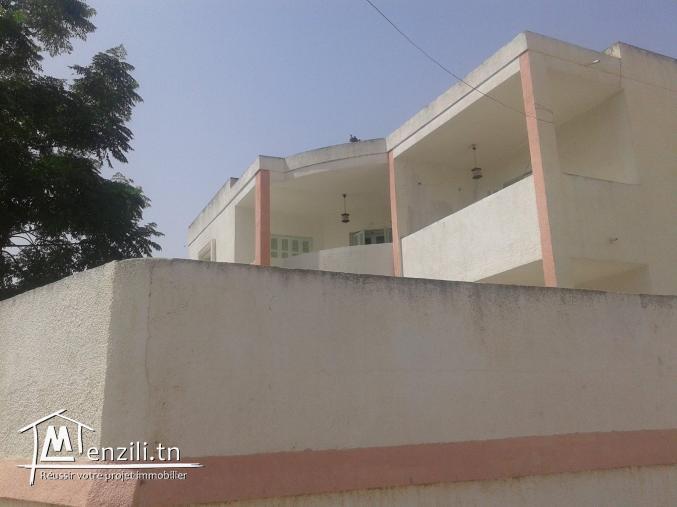 villa 2 étages
