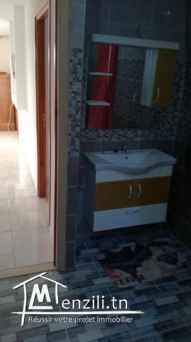 Appartement S2 meublé neuf chat maryem