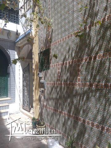 À Vendre - Maison - Centre Ville Mahdia -190000 Dinars