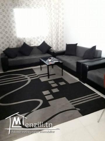 Appartement  meublé à louer près de la plage
