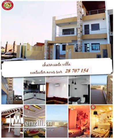 une charmante villa à Dar Allouch : 28 707 154