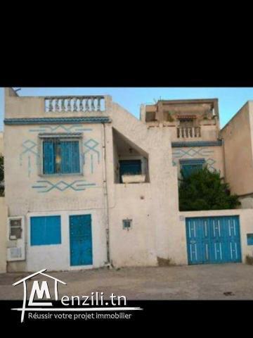 Vente villa, à Wardia2 avec 2 étages et Studio