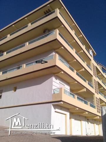 Appartement BizerteNord vue mer