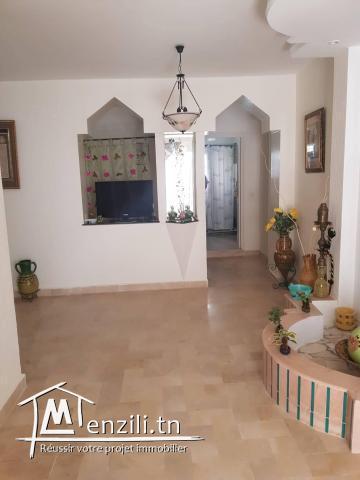 Belle villa jumelée à la corniche Bizerte