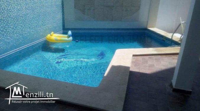 Location de vacance – Villa S+6 à AFH Mrezgua NLE0046