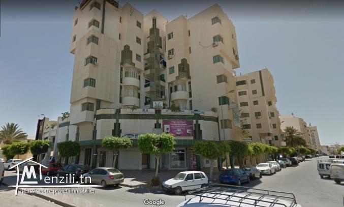 appartement au centre-ville Sfax:91m² à l'imm Diar El Wafa km 0.5 avenue Majida Boulila