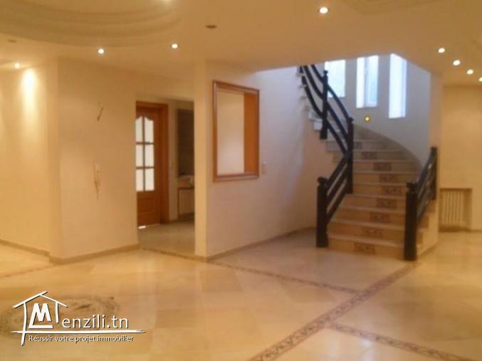Villa haut standing 3 étage avec hammam ennasr 2