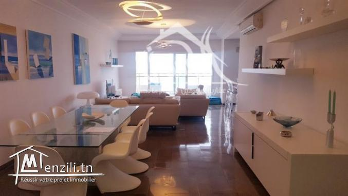 Magnifique appartement meublé avec goût