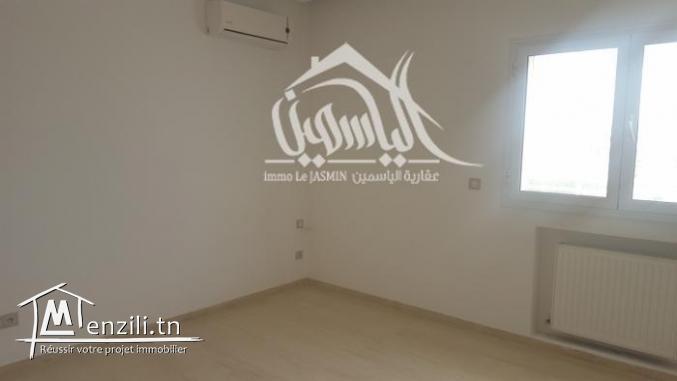 Joli appartement à H.Sousse avec vue Mer