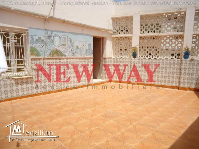 Maison prés de STEG à Sousse