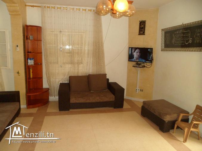 A vendre une villa a résidence ennasr mnihla ariana