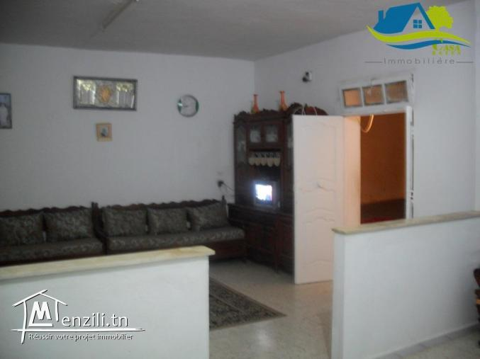 vente d'une maison située au centre ville kélibia