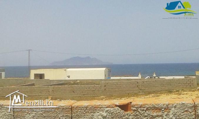 Terrain de 1700 m² à Haouaria