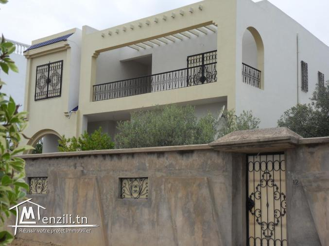 Vendre une villa Ennasr2