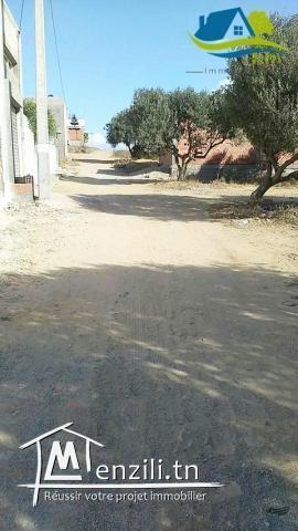 أرض للبيع في قليبية