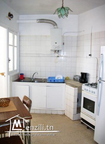 Appartement meublé El Menzah 7, quartier calme, excellent emplacement