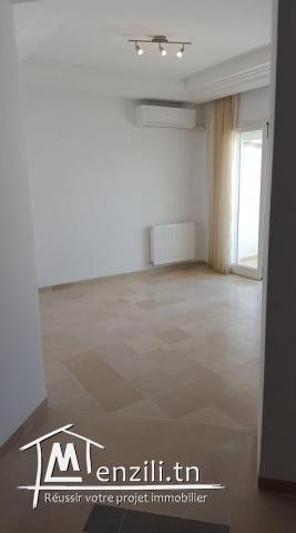 A louer appartement S+2 à EL GHAZALA (familles ou couples mariés seulement!!)