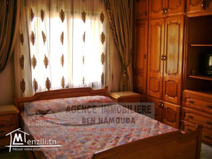 REF: LM01/ Appartement meublé en face de la plage