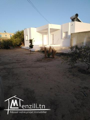 Villa a louer à Houmet Souk
