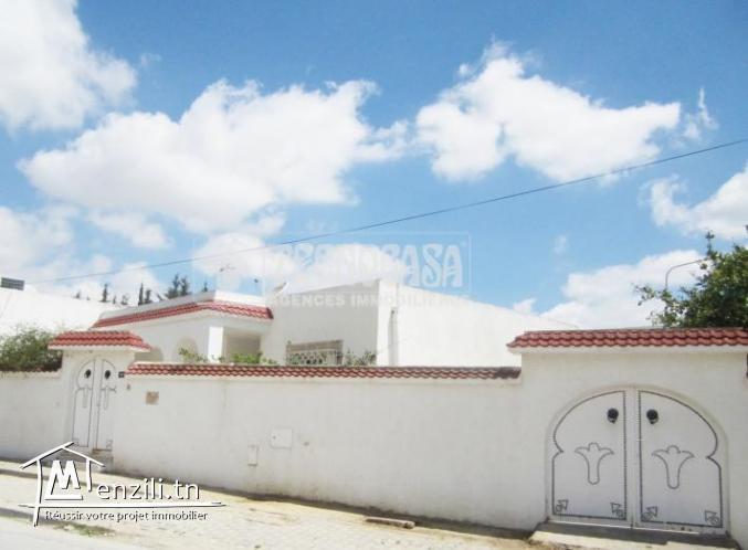 Belle villa à hay ghazela