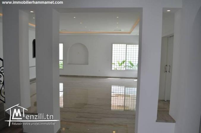 Villa La Brise d'été à Yasmine Hammamet
