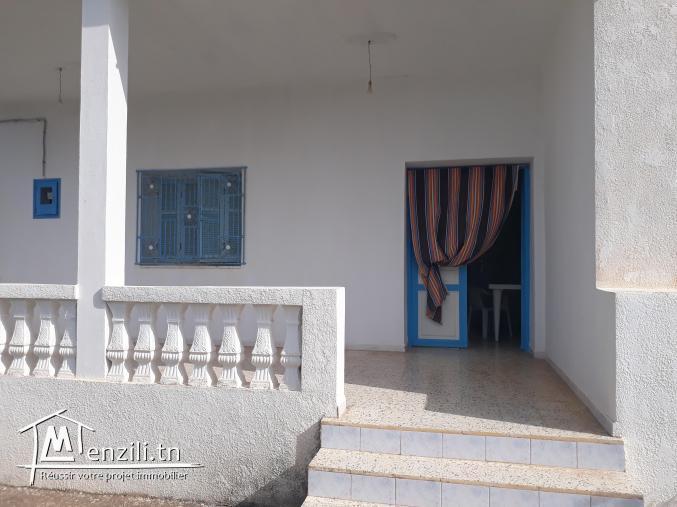 villa prés du plage