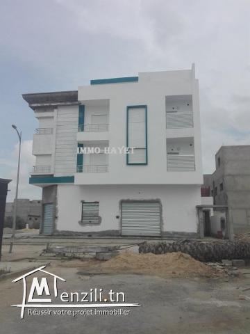 immeuble haut standing R3