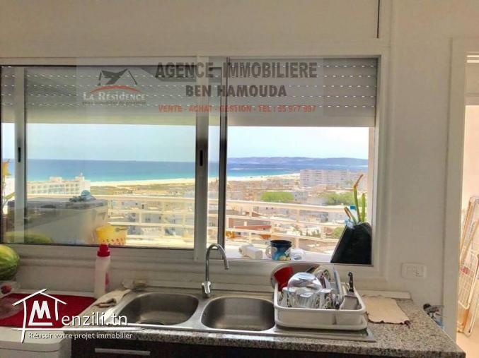 REF: L044/ Location Annuelle- Appartement à raouabi