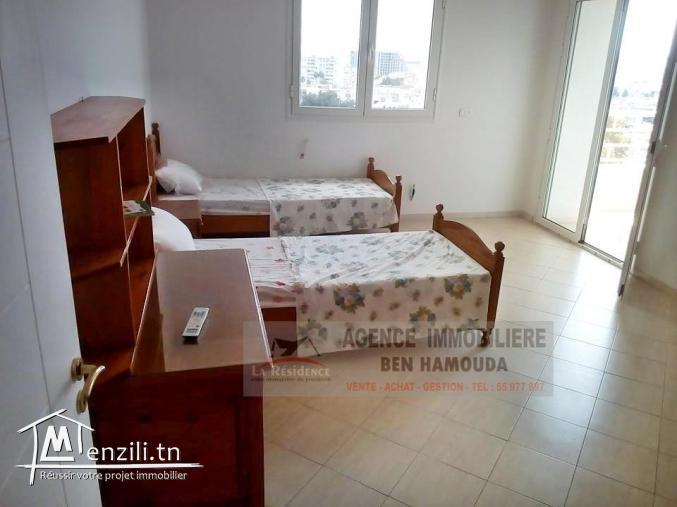 REF: L044/ Location Annuelle- Appartement à raouabi
