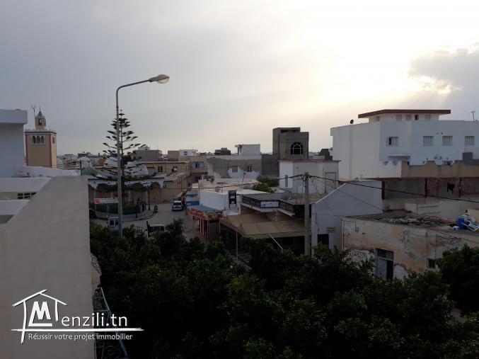 immeuble  à zone el wahab