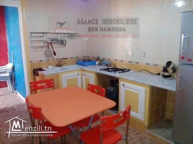 REF: LM32/ Location annuelle- appartement meublé
