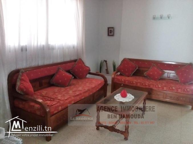 REF: LM54/ Étage d'une maison à Hay El Hana
