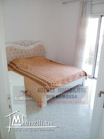 REF: LM50/ Appartement en face de la plage