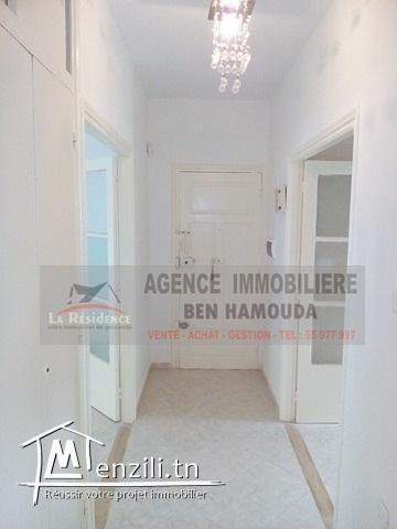 REF: LM50/ Appartement en face de la plage